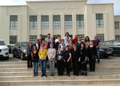 AUA Staff Attend Tempus PEOPLE Seminars in Portugal and Spain