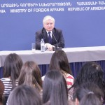 PSIA Students Visit Ministry of Foreign Affairs