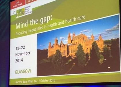 School of Public Health Represents AUA at 2014 International Conferences