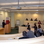 LL.M. Hosts Master Class on Mergers and Acquisitions