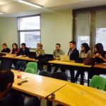 PSIA Students Participate in British Parliamentary Debate