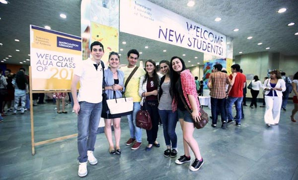 AUA-welcoming-new-students