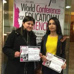 MA TEFL Graduates Present at 7th World Conference on Educational Sciences
