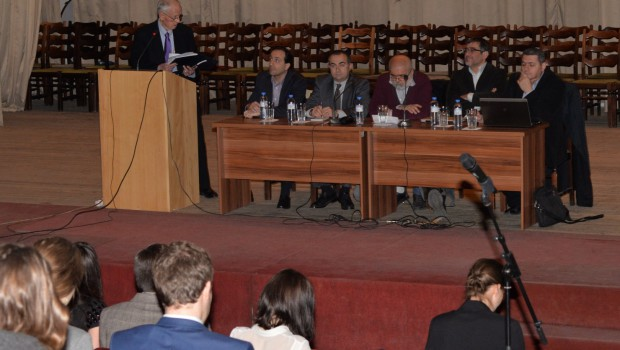 AUA Hosts Delegation from Renowned College of Europe