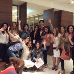 MA TEFL Members Attend 2015 TESOL Arabia Conference
