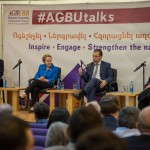 Second #AGBUtalks Panel Held at AUA, Inspires Youth to Strengthen Armenian State