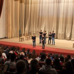 Voices, Bodies, and Minds Unbound: Public Performance Brings Together Artists from Armenia, Turkey, and Syria