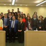 Third Mock Arbitration Competition Held at AUA