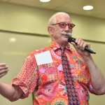 Patch Adams, World Famous Clown and Doctor, Inspires AUA Community with Heartfelt Talk