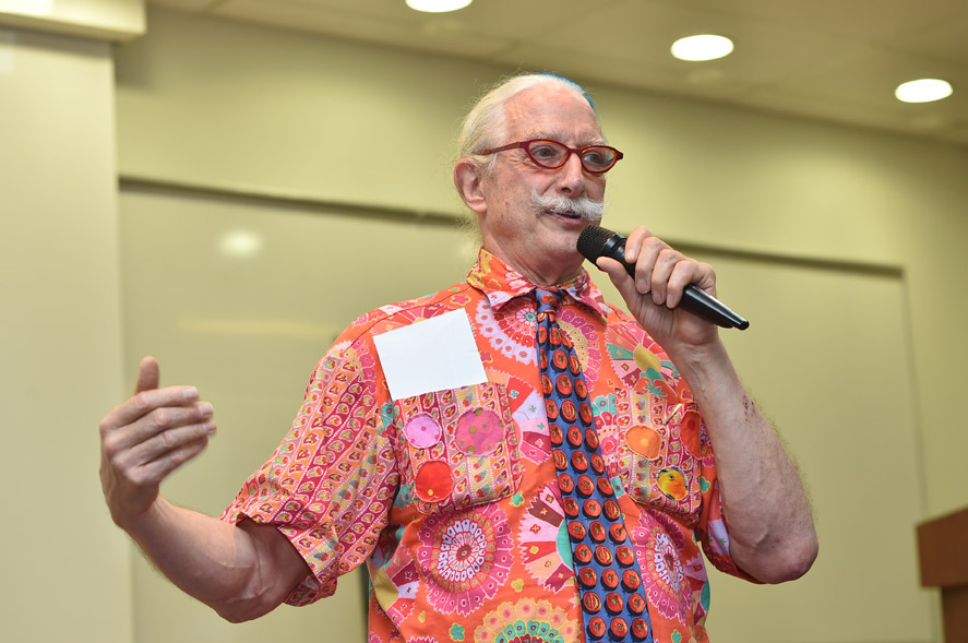 Patch Adams, World Famous Clown and Doctor, Inspires AUA ...