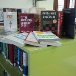 AGBU Papazian Library Receives Donation of Books in the Field of Negotiation and Communication
