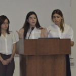 AUA Students Present Yerevan Management Project Ideas