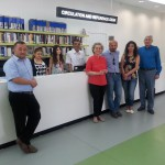 AGBU Papazian Library Hosts Visitors from Turkey