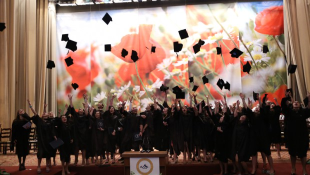 AUA Celebrates 23rd Commencement Ceremony, Honors Class of 2015