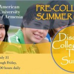 Get a Taste of AUA before Graduating High School with AUA Extension's Pre-College Summer Camp