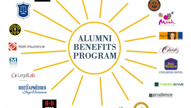 Alumni and Career Development Office Launches First Ever Alumni Benefits Program in Armenia