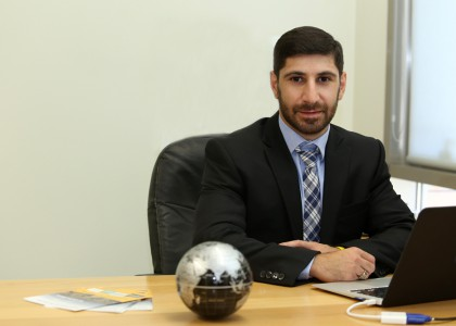 Armen Mkrtchyan Appointed Director of New Innovation & Technology Incubation Center