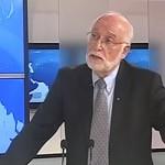 AUA President Armen Der Kiureghian Sits Down with H2 TV's 'Khoski Iravunk'