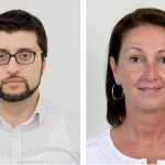 Dr. Catherine Buon and Dr. Aleksandr Grigoryan Promoted to Associate Professor