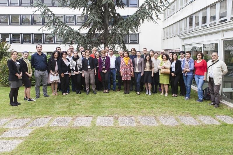 TNE_QA Paris Workshop Group photograph IIEP