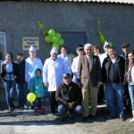 A TRDP-Supported Business Opens in Berdashen, a Small Village at Armenia's Borders with Turkey and Georgia