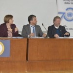 A Panel Discussion at AUA Marks the UN's New Global Development Agenda and Its Work in Armenia; UN Corner Inaugurated at AGBU Papazian Library