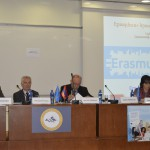 "Erasmus+ Information Day at AUA Offers Tools To ""Empower"" EU Partner Countries, Including Armenia"