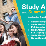 Study Abroad and Summer Program 2016
