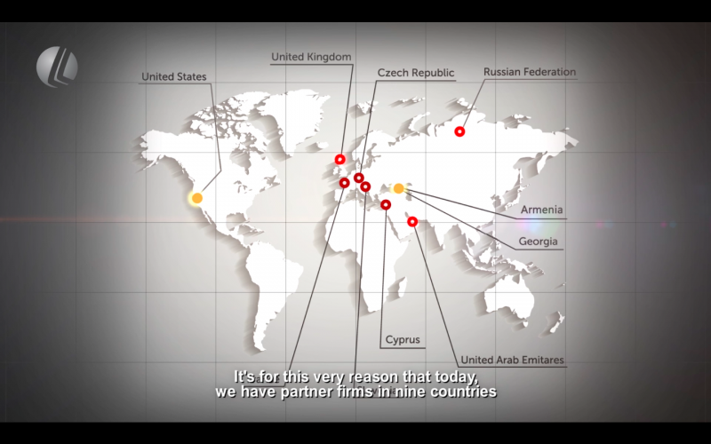 LegalLab Map