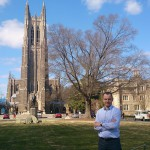 PSIA  Assistant Professor Vahram Ter-Matevosyan is Magdalena Yesil Visiting Professor at the Sanford School of Public Policy at Duke University in the US