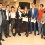A Team of LL.M. Students from AUA Will Represent Armenia at the International Round of the Philip C. Jessup International Law Moot Court Competition in Washington, DC