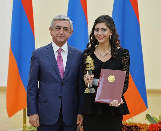 gasia atashian and RA President2