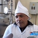 ShantTV Features a Sustainable Cheese Business Supported by the Turpanjian Rural Development Program