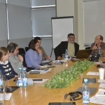 A 3-day Workshop on Building Capacity in Armenia for the Extractive Industries Transparency Initiative (EITI)