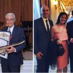 AUA President Emeritus Haroutune Armenian Receives Armenian American Medical Society's Health and Heritage Award