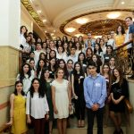 The Gift of Education: Students and Alumni Gather to Express Gratitude to Zaven and Sonia Akian