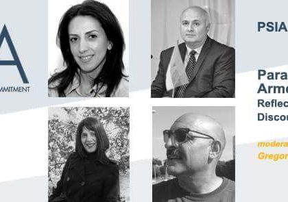 """<span style=""""color:red;"""">LIVE!</span> Panel Discussion: Parallels Between Armenia and Israel: Reflections on the Current Discourse in Armenia"""