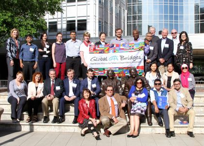 Center for Health Services Research and Development at the Global Tobacco Dependence Treatment Summit in Mayo Clinic