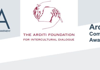 """<span style=""""color:red;"""">LIVE!</span> Arditi Essay Competition Final Award Ceremony"""