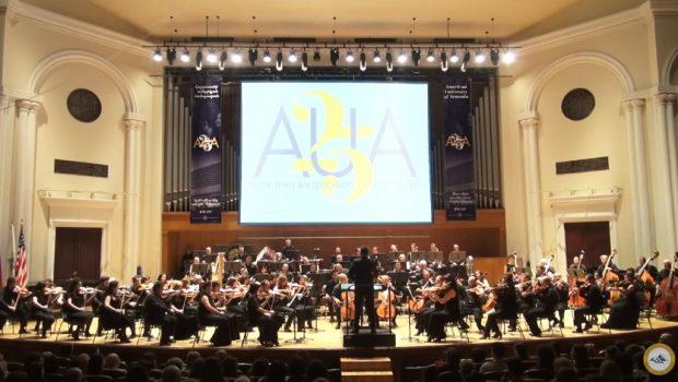 An Evening to Remember: AUA 25th Anniversary Official Ceremony and Gala Concert