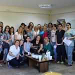 Progress in Elder Care and Nursing Culture: Reaching the Nursing Community at Nork Marash Medical Center and Gyumri State Medical College