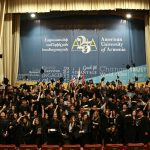 Commitment at the Heart of AUA's 25th Anniversary Celebrations in Yerevan
