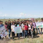 "The ""Essence of the Armenian Cochineal"" Project of the Environmental Education Micro Project Competition, Successfully Completed"
