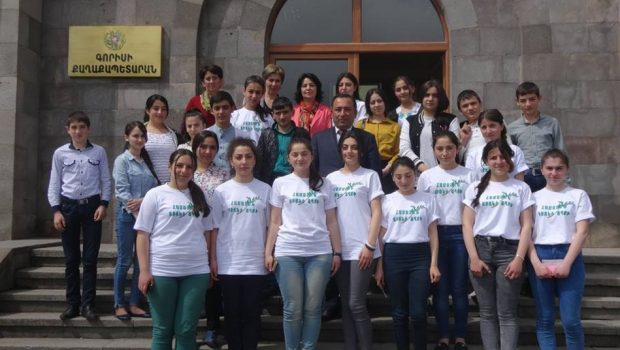 """""""Young Naturalists"""" Project of the Environmental Education Micro Project Competition, Successfully Completed"""