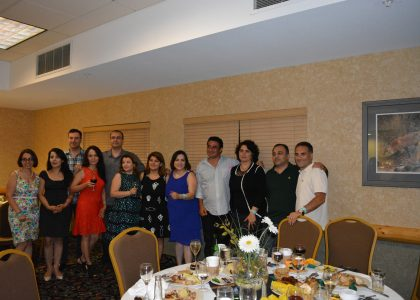 International AUA Alumni Continue to Support the University's Mission, and Make Way for the Next Generation of Students