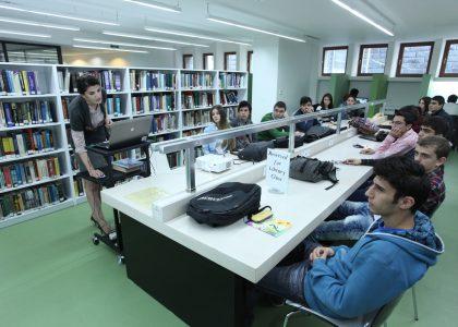 AUA AGBU Papazian Library Collaborates with CSUN Oviatt Library