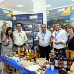 AUA TRDP Supported Businesses Took Part in International Event: Armenia Regional Industrial Expo 2016