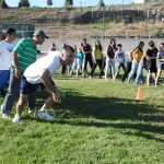 U.S. Embassy Organized a Joint Sporting Event for Alumni From AUA and U.S. Government-sponsored Exchange Programs