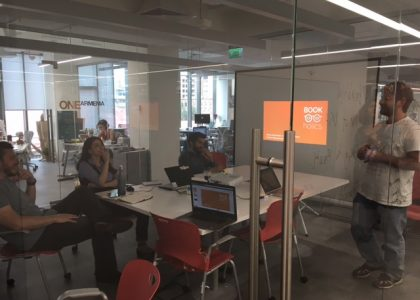 New Ties of Innovation Forged Between Impact Hub Yerevan and AUA