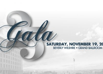 AUA to Celebrate 25 Years of Achievement During Gala In Beverly Hills